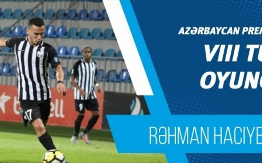 Neftçinin 5, Qarabağın isə 3 futbolçusu rəmzi komandaya seçilib