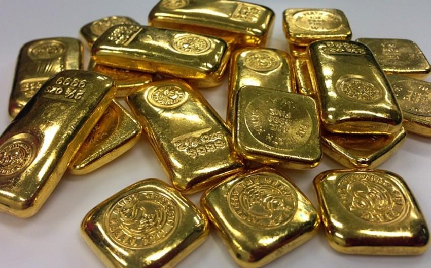 Dünya bazarında qızıl ucuzlaşıb, avro yüksəlib