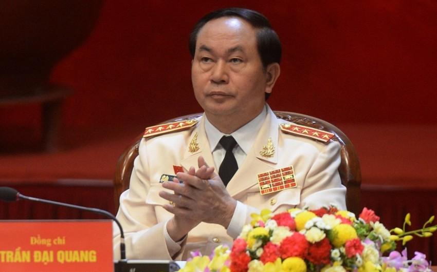 Xüsusi xidmət orqanının generalı Vyetnam prezidenti olub