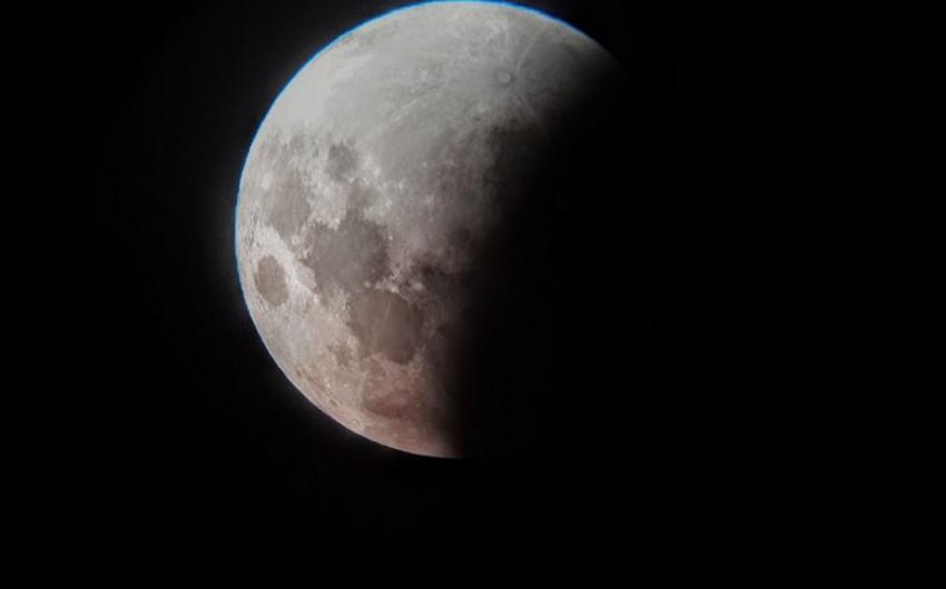 Fevralın 11-də ilin ilk Ay tutulması hadisəsi baş verəcək