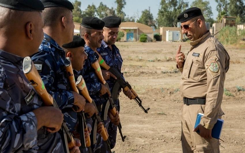 İraq hərbçiləri 5 İŞİD silahlısını zərərsizləşdirib