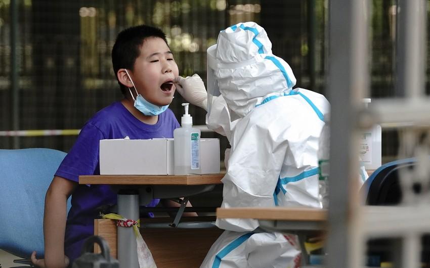 Новая вспышка COVID-19 зафиксирована на западе Китая