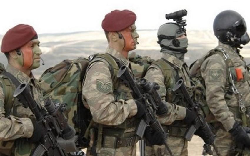 Türkiyədə itkin düşdüyü zənn edilən komandoslar 73 terrorçunu zərərsizləşdirib