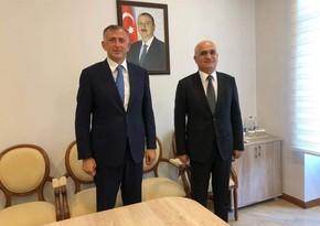 Azərbaycan və Gürcüstan arasında əməkdaşlıq məsələləri müzakirə olunub