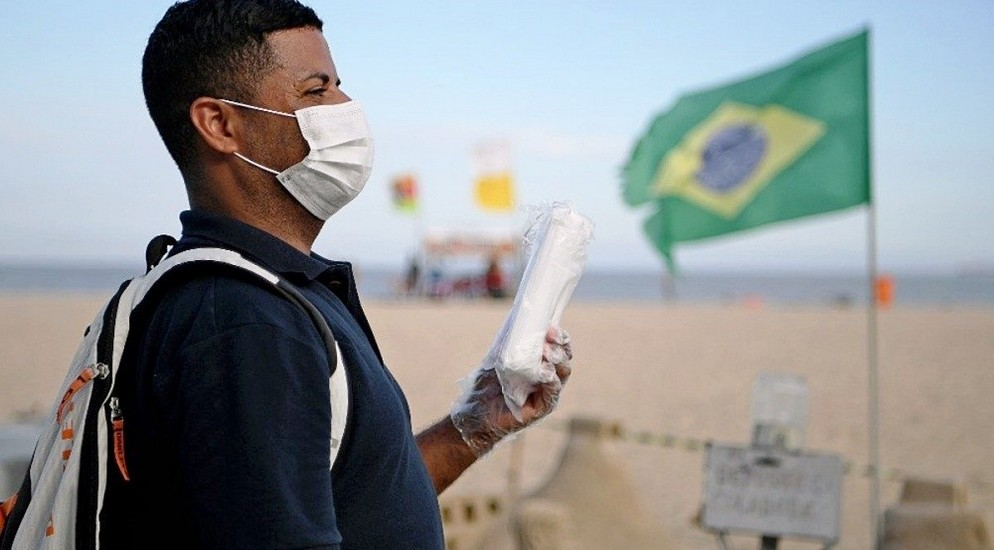<p><strong>Braziliyada koronavirus qurbanlarının sayı artıb</strong></p>