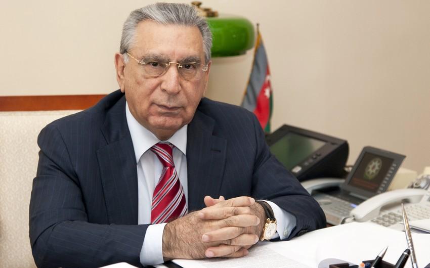 Ramiz Mehdiyev AMEA-dakı nöqsanları açıqladı