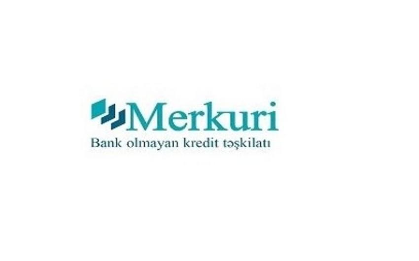 """""""Merkuri"""" BOKT-nin aktivləri 26% artıb"""