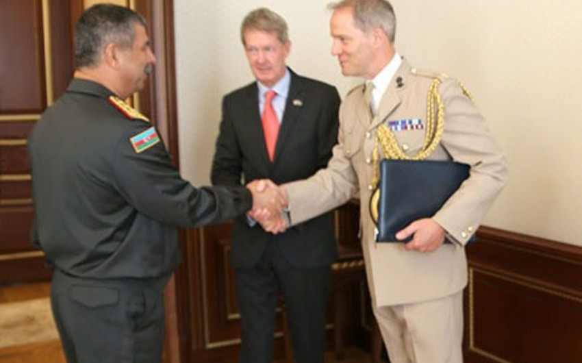 Great Britain appoints new military attache to Azerbaijan