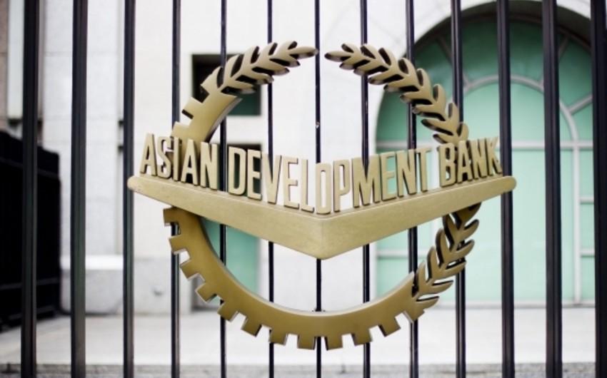 Asiya İnkişaf Bankı region üzrə iqtisadi inkişaf proqnozlarını açıqlayıb