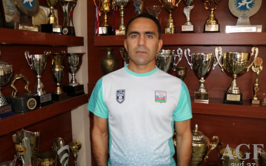 Namiq Abdullayev: Güləşçilərimiz etimadı doğrultmağa çalışacaqlar