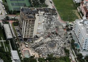 Увеличилось число погибших в результате обрушения жилого дома в Майами