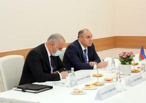Azərbaycan Rusiya ilə gömrük sahəsində əməkdaşlığı genişləndirmək istəyir