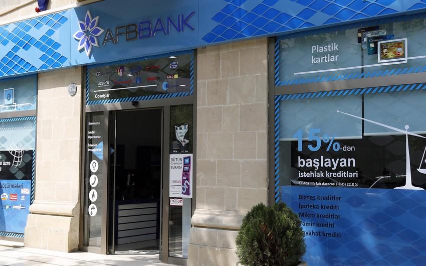 AFB Bankda struktur dəyişiklikləri olub