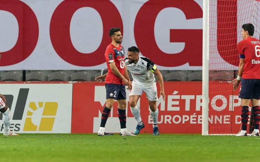 В матче Лиги 1 «Лилль» и «Монпелье» разошлись миром