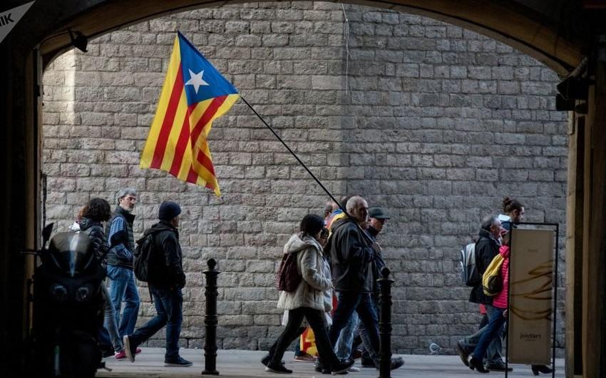 Kataloniyada aksiyalar zamanı yaralananların sayı 46-ya çatıb