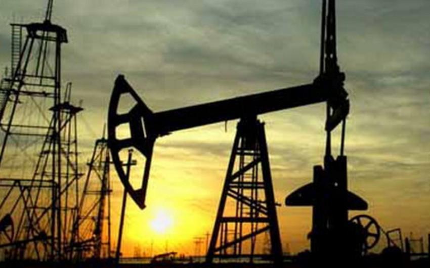 Azeri oil price increased