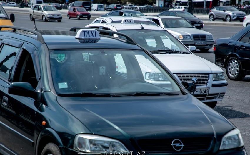 Oktyabrın 1-dən taksi sürücülərindən COVID-19 pasportu tələb olunacaq