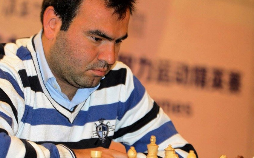 Şəhriyar Məmmədyarov Dünya İntellektual Oyunlarında rapid turnirinin qalibi olub