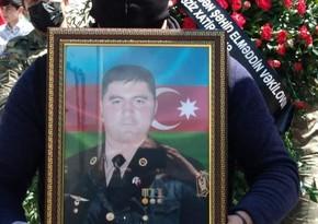 Şəhid Elməddin Vəkilov Daşkəsəndə dəfn olunub - YENİLƏNİB