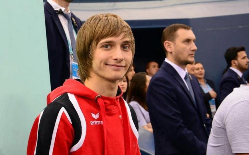 Азербайджанский гимнаст стал золотым призером Кубка мира