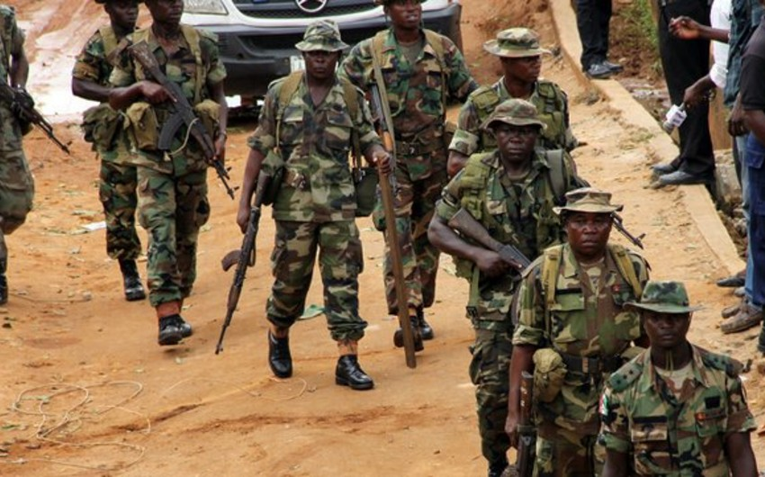 Nigeriyada yaraqlılarla toqquşmada 5 hərbçi ölüb
