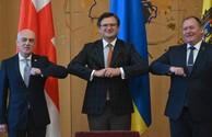 Georgia, Moldova, Ukraine sign memo on work towards European integration
