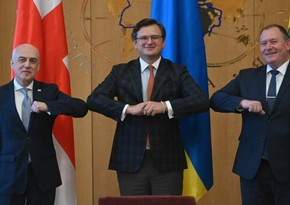 Georgia, Moldova, Ukraine sign memo on work towards European integration
