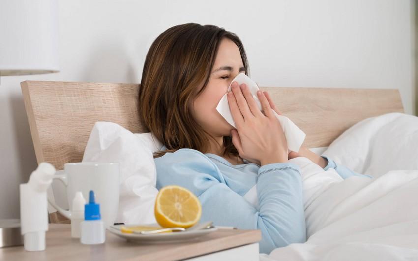 Gürcüstanda qrip virusu qeydə alınıb