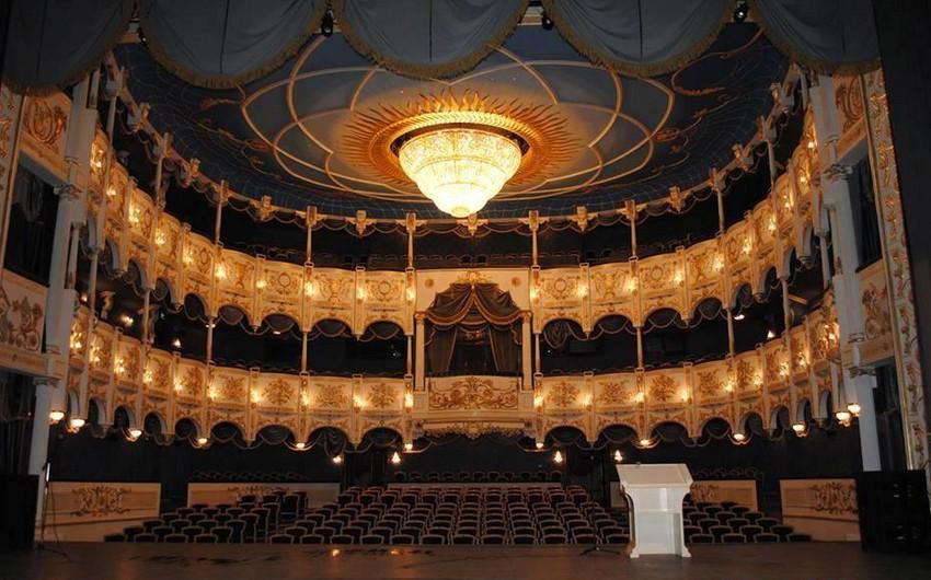 Musiqili Teatrın aktyorları mükafata layiq görülüb