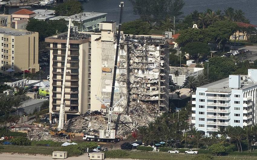 Число погибших при обрушении дома в США выросло до 24