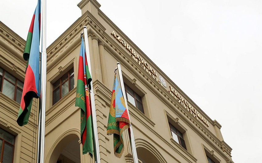 Information on destruction of Azerbaijani special forces is false: MoD