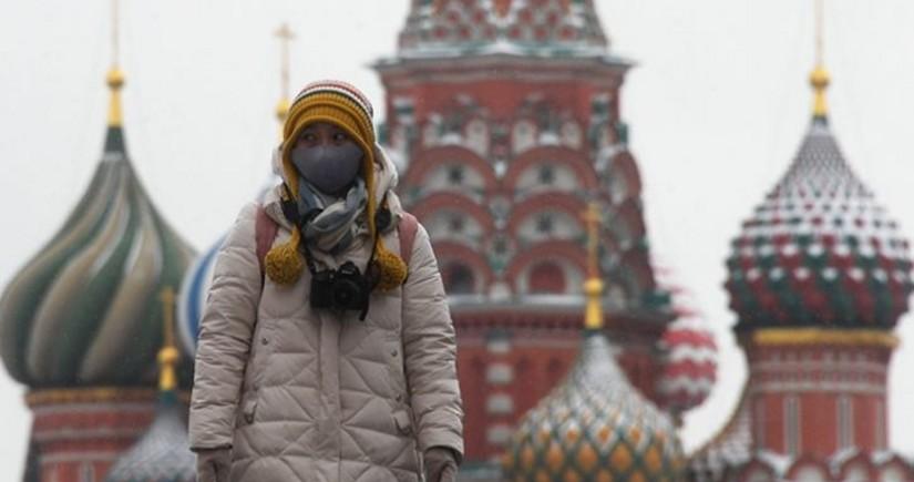 Russia renews record on single-day coronavirus deaths