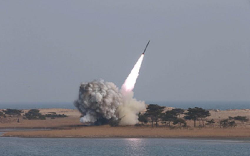 Yaponiya KXDR-in ballistik raketi sınaqdan keçirməsini təxribat adlandırıb