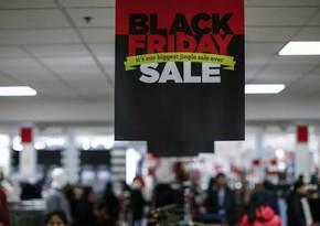 Американцы потратили рекордную сумму в черную пятницу