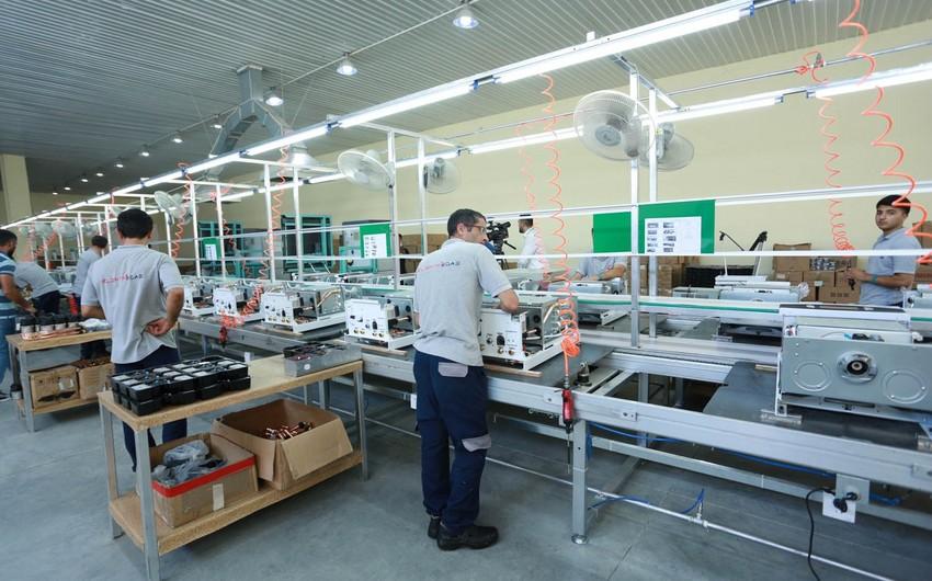 Azerbaijani-Chinese Kombi production plant starts operation in Absheron