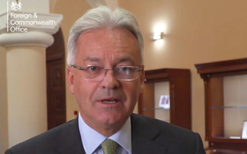 Госминистр: Великобритания хочет видеть долгосрочное мирное решение карабахской проблемы