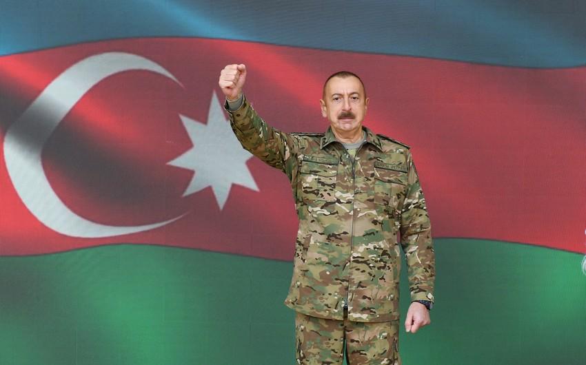 На деоккупированных территориях будут спецпредставители президента Азербайджана