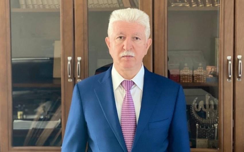 Rafiq Cəlilov Əmlak Məsələləri Dövlət Xidmətinin rəis müavini vəzifəsindən azad edilib