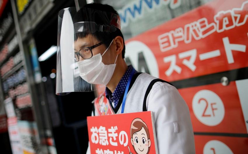 Yaponiyada virusa yoluxanların sayı artır