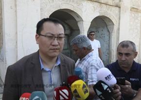 Вице-министр Казахстана о поездке в Агдам: Тут повсюду разрушения