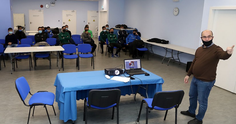 Hakimlər üçün danışılmış oyunlarla bağlı seminar keçirildi