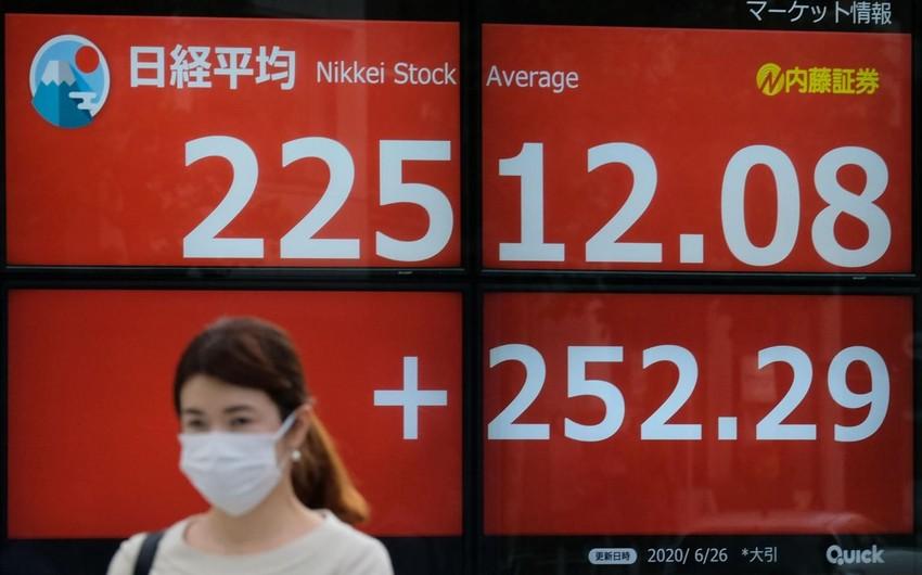 Yaponiyanın aparıcı fond birjası indeksi 29 illik maksimumu yeniləyib