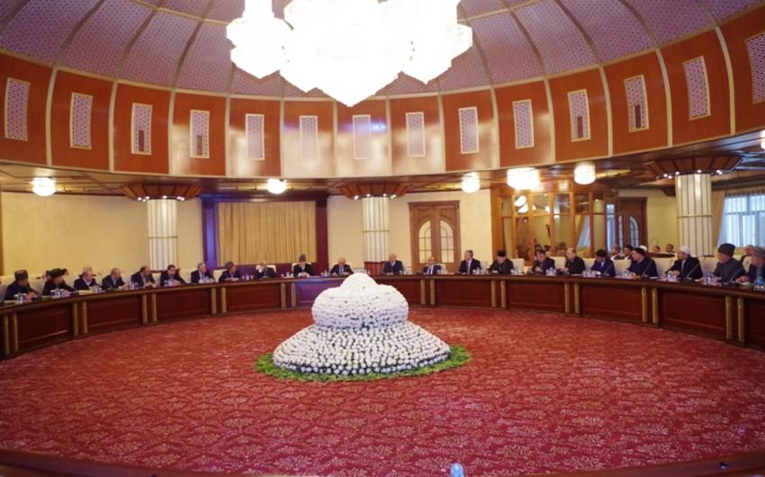 В УМК состоялось совместное совещание с руководством Госкомитета по работе с религиозными организациями