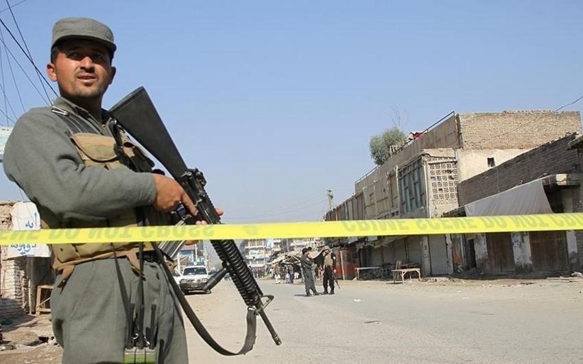 """""""Taliban"""" silahlıları Əfqanıstanın artıq altıncı əyalətinin paytaxtını tutub"""