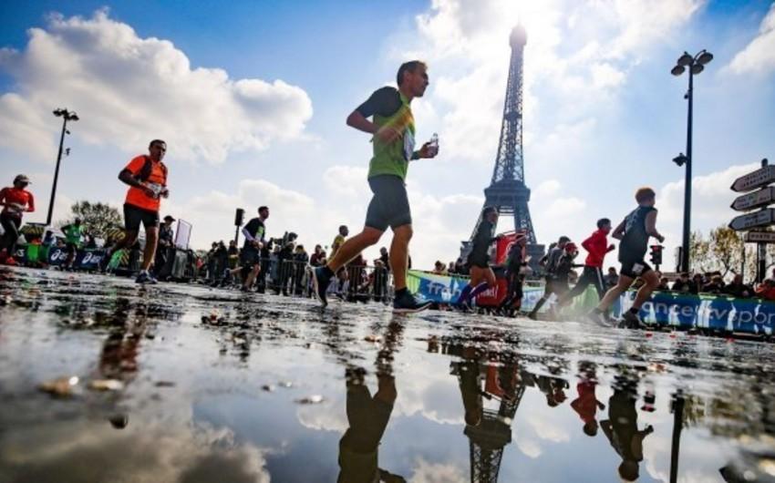 Paris marafonu koronavirusa görə təxirə salındı