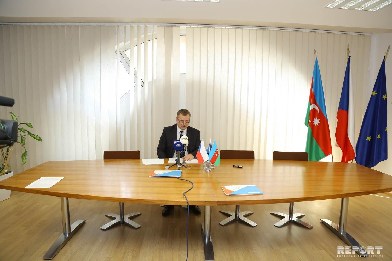 Çexiya parlamentinin Deputatlar Palatasının sədri Azərbaycana səfər edəcək