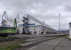 В Батумском порту открыт терминал по перевалке удобрений