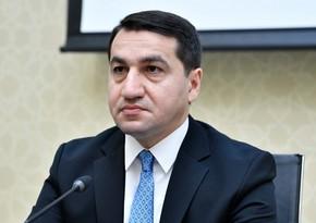 Помощник президента: В Азербайджане все цифры прозрачны