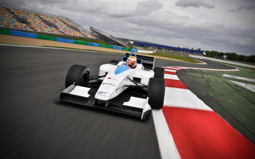 Formula-1: Avropa Qran Prisində ən yüksək sürət qeydə alınıb