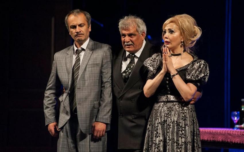 """Akademik Milli Dram Teatrında """"Cəhənnəm sakinləri"""" tamaşasının premyerası keçiriləcək"""
